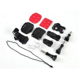 Универсальный набор креплений для камер GoPro, SJCAM