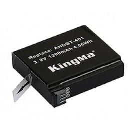 Аккумулятор для GoPro Hero 4 (Kingma батарея)