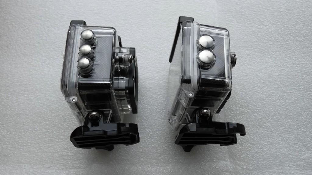 Бокс SJ4000 и SJ5000 сравнение