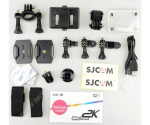 Комплектация камеры SJCAM SJ5000x elite